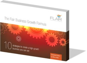 Flair Business Growth Formula - Extended Ebook